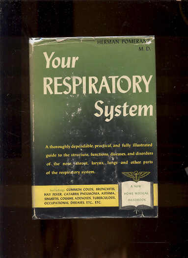 Image for YOUR RESPIRATORY SYSTEM