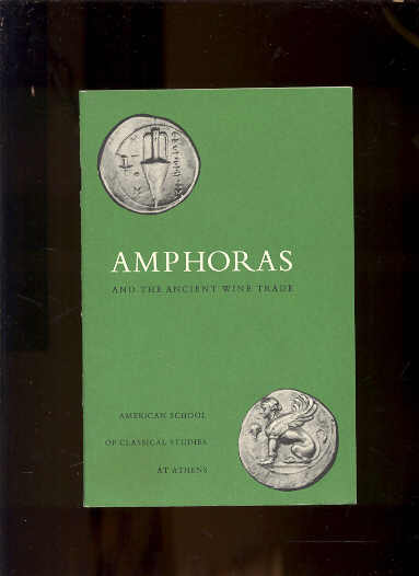 Image for AMPHORAS AND THE ANCIENT WINE TRADE