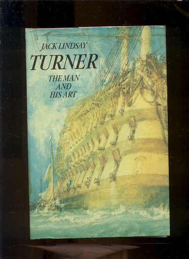 Image for TURNER, THE MAN AND HIS ART