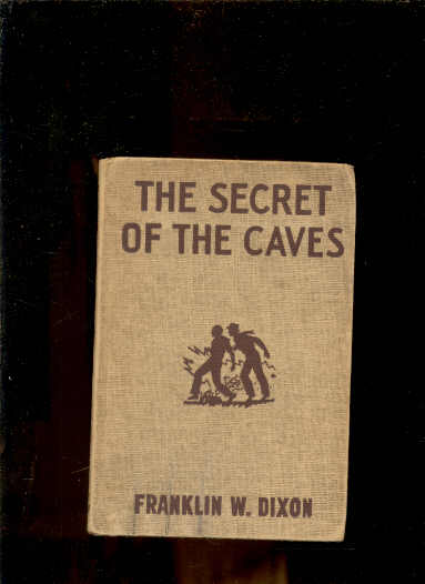 Image for THE HARDY BOYS #7 THE SECRET OF THE CAVES