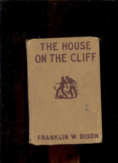 Image for THE HOUSE ON THE CLIFF (HARDY BOYS, NO. 2)   (Thick Edition)
