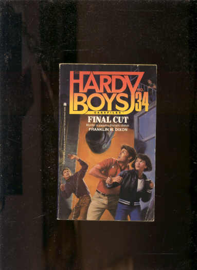 Image for HARDY BOYS CASEFILES #34 FINAL CUT