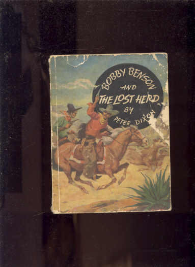 Image for BOBBY BENSON AND THE LOST HERD OR THE MYSTERY OF MAGIC MOUNTAIN