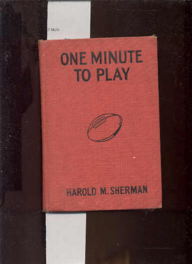Image for ONE MINUTE TO PLAY (FROM BYRON MORGAN'S GREAT PHOTOPLAY)