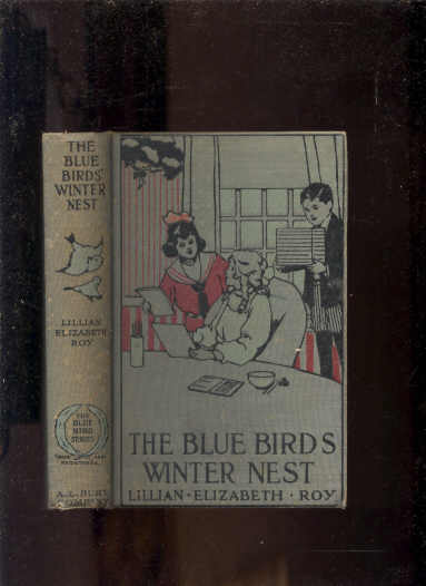 Image for THE BLUE BIRDS' WINTER NEST