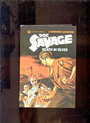 Image for DEATH IN SILVER - DOC SAVAGE #2