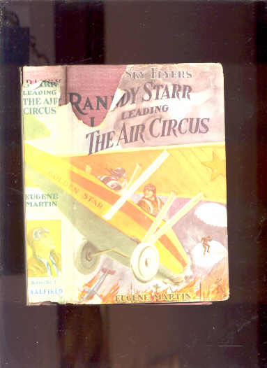 Image for RANDY STARR LEADING THE AIR CIRCUS