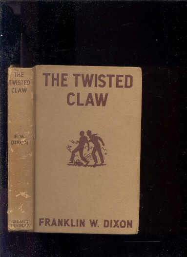 Image for THE TWISTED CLAW.