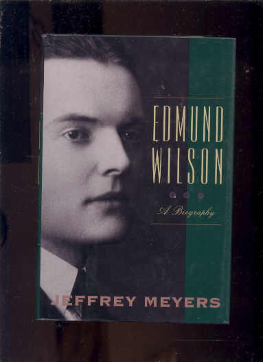 Image for EDMUND WILSON : A BIOGRAPHY