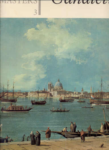 Image for THE MASTERS: NO.3- CANALETTO [LBC]