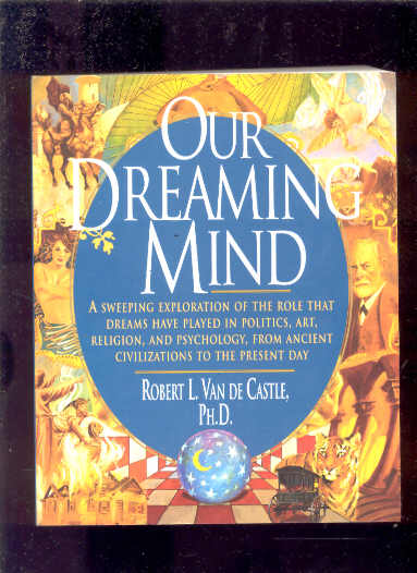 Image for OUR DREAMING MIND