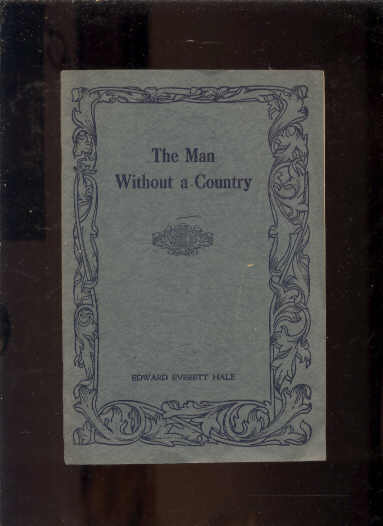 Image for THE MAN WITHOUT A COUNTRY