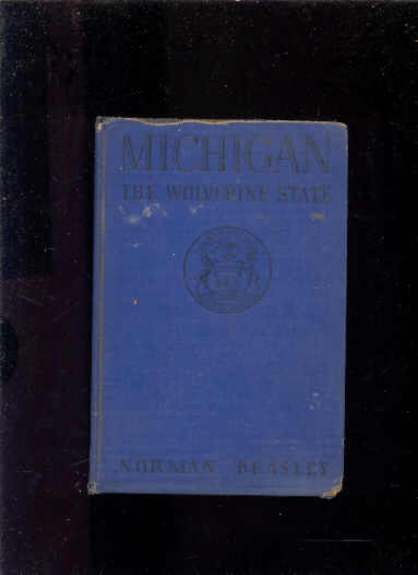 Image for MICHIGAN, THE WOLVERINE STATE