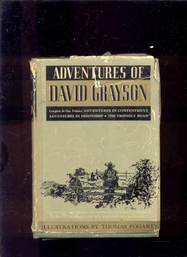 Image for ADVENTURES OF DAVID GRAYSON