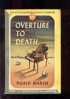 Image for OVERTURE TO DEATH #221