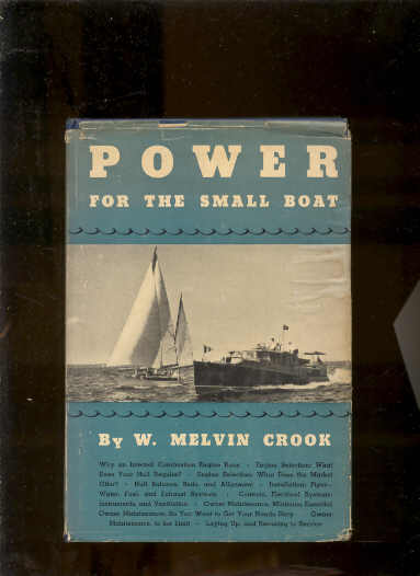 Image for POWER FOR THE SMALL BOAT