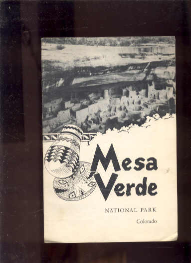 Image for THE MESA VERDE NATIONAL PARK.