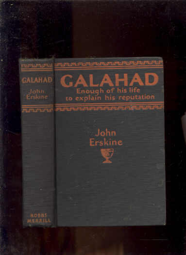 Image for GALAHAD - ENOUGH OF HIS LIFE TO EXPLAIN HIS REPUTATION