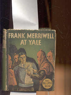 Image for FRANK MERRIWELL AT YALE