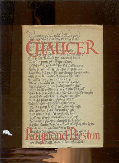 Image for CHAUCER