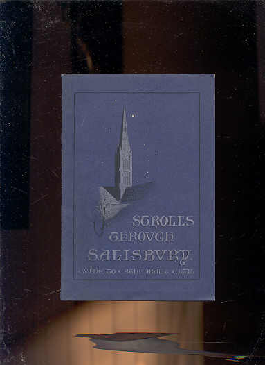 Image for STROLLS THROUGH SALISBURY A Guide to Cathedral City