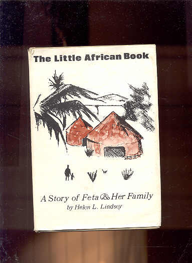 Image for THE LITTLE AFRICAN BOOK A Story of Feta and Her Family