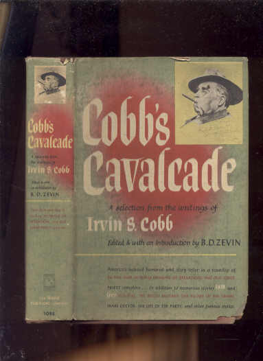 Image for COBB'S CAVALCADE. A SELECTION FROM THE WRITINGS OF IRVIN S. COBB
