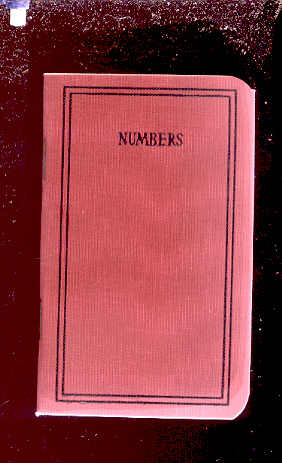 Image for FOURTH BOOK OF MOSES CALLED NUMBERS Translated out of the Original Hebrew and with the Former Translations Diligently Compared and Revised