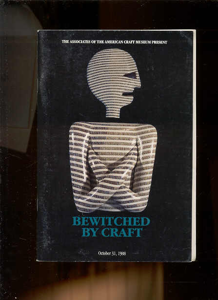 Image for BEWITCHED BY CRAFT Oct. 31, 1988