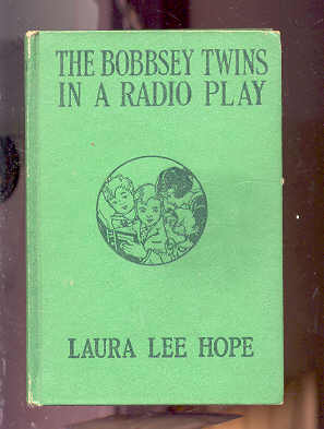 Image for THE BOBBSEY TWINS IN A RADIO PLAY