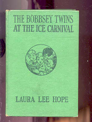 Image for THE BOBBSEY TWINS AT THE ICE CARNIVAL