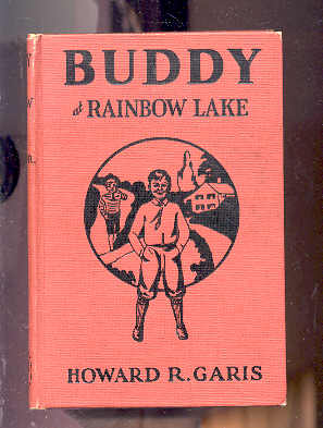 Image for BUDDY AT RAINBOW LAKE