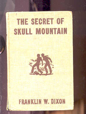 Image for THE SECRET OF SKULL MOUNTAIN