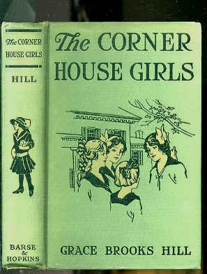Image for THE CORNER HOUSE GIRLS : HOW THEY MOVED TO MILTON, WHAT THEY FOUND AND WHAT THEY DID