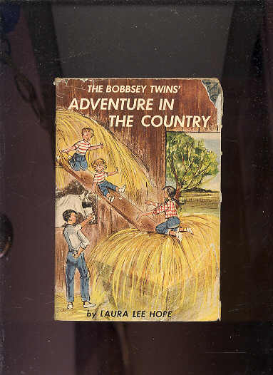 Image for THE BOBBSEY TWINS' ADVENTURE IN THE COUNTRY