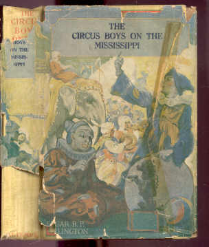 Image for THE CIRCUS BOYS ON THE MISSISSIPPI