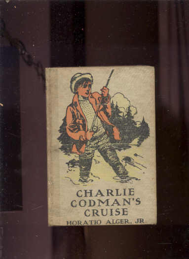 Image for CHARLIE CODMAN'S CRUISE