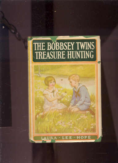 Image for BOBBSEY TWINS TREASURE HUNTING