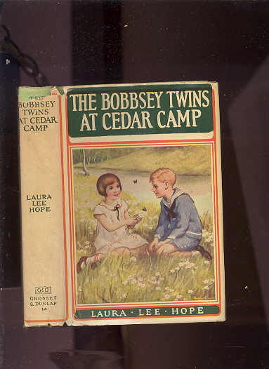 Image for BOBBSEY TWINS AT CEDAR CAMP