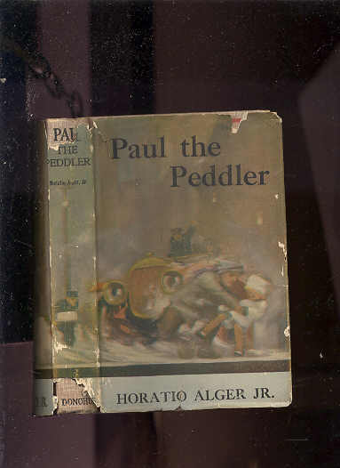 Image for PAUL THE PEDDLER
