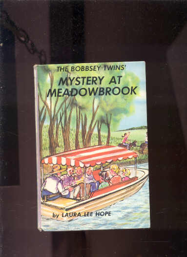 Image for BOBBSEY TWINS MYSTERY AT MEADOWBROOK