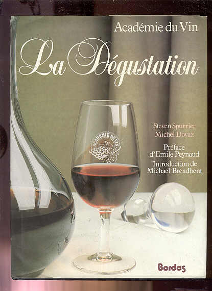 Image for LE DEGUSTATION