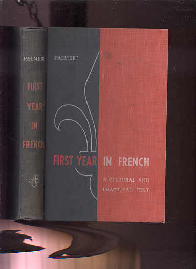 Image for FIRST YEAR IN FRENCH