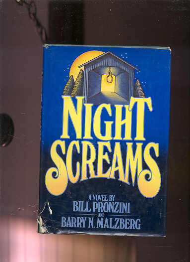 Image for NIGHT SCREAMS