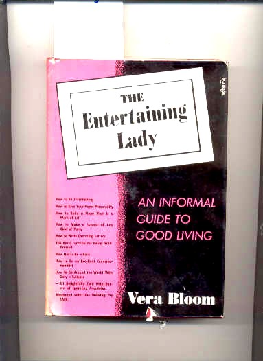 Image for THE ENTERTAINING LADY