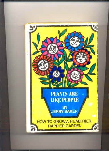 Image for PLANTS ARE LIKE PEOPLE