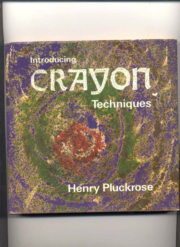 Image for INTRODUCING CRAYON TECHNIQUES