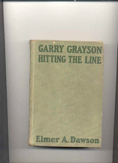 Image for GARRY GRAYSON HITTING THE LINE OR STANLEY PREP ON A NEW GRIDIRON