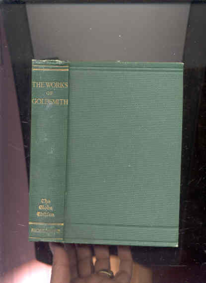 Image for THE MISCELLANEOUS WORKS OF OLIVER GOLDSMITH
