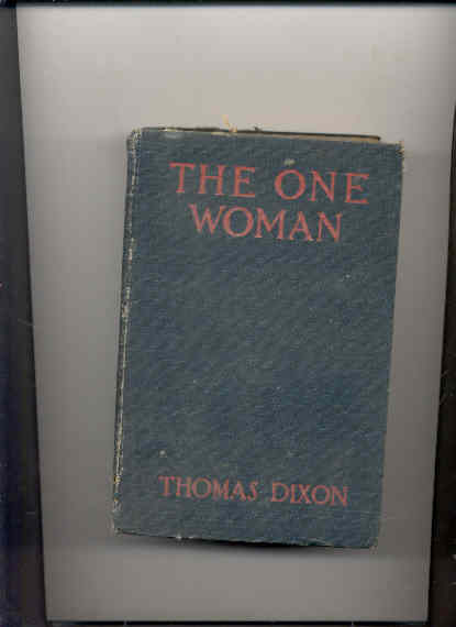 Image for THE ONE WOMAN - A STORY OF MODERN UTOPIA
